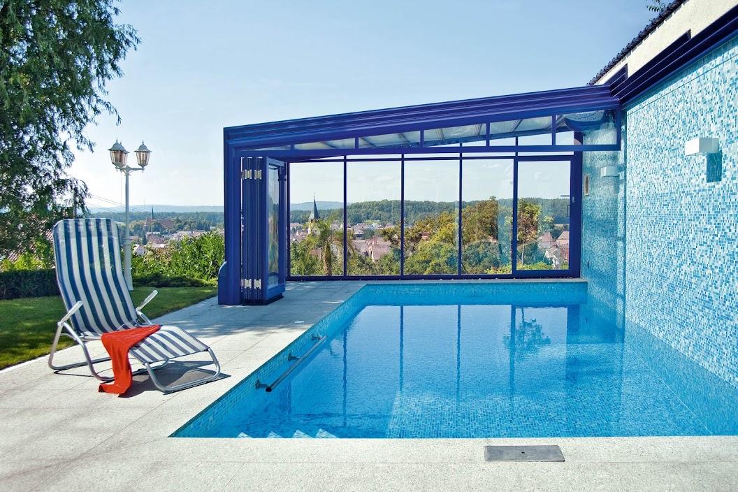 Alucober coberturas telesc picas for Coberturas para piscinas